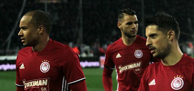Foto: EXCL: Drie Belgen weg bij Olympiacos:
