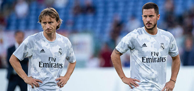 Foto: Real Madrid moet nieuwe sterkhouder missen, basisplaats Hazard wenkt