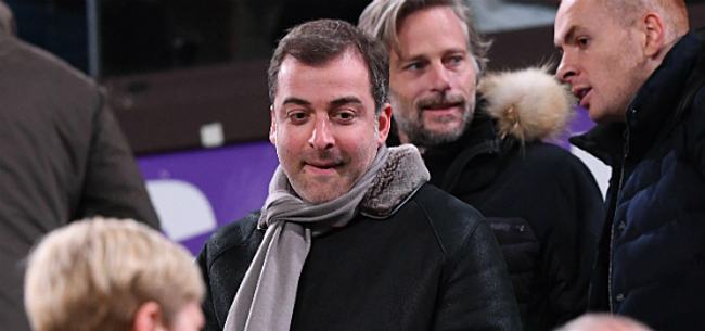 Foto: 'Bayat zorgde voor bod van vier miljoen, AA Gent weigerde'