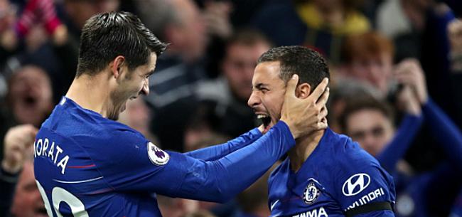 Foto: Chelsea vlot door in FA Cup, Kalinic kent debuut in mineur