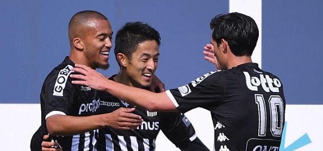 Foto: Charleroi mag zich opmaken voor finale van Play-Off II na nieuwe zege