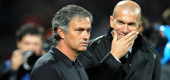 Foto: 'Mourinho wil Zidane handje helpen met grootse transferplannen'