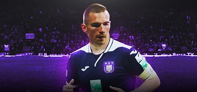 Foto: Wervelende versie van Wasyl: de nieuwe linksback van Anderlecht