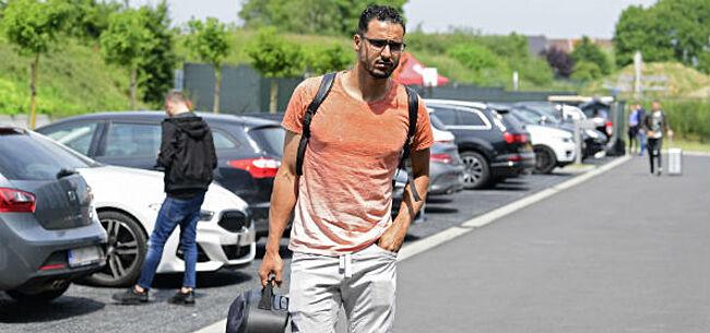 Foto: Anderlecht stoomt Chadli klaar voor Kortrijk