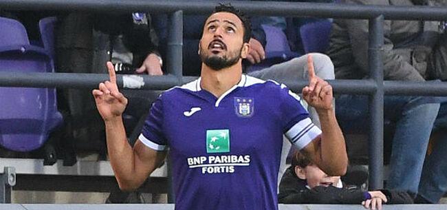 Foto: Dubbel geurtje aan openingsgoal Anderlecht?