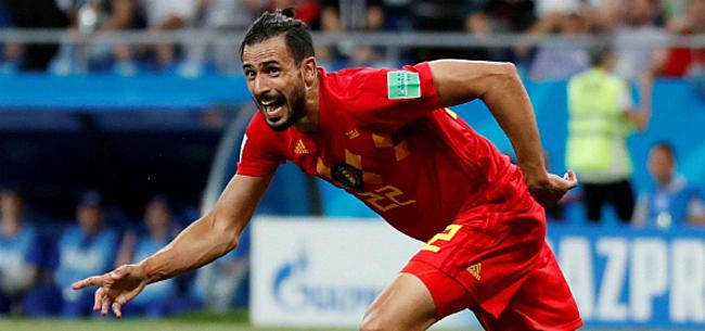 Foto: Mogen Belgische topclubs dromen van Chadli?