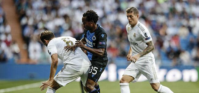 Foto: Tau in de spotlights bij UEFA TV: