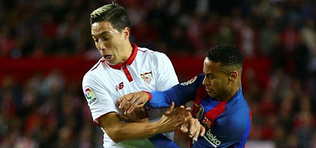 Foto: Nasri verbaast zich over niveau Anderlecht:
