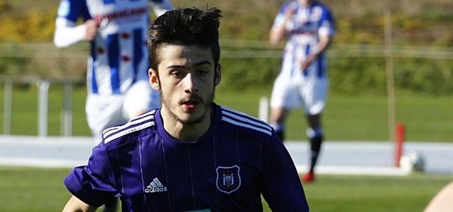 Foto: 'Anderlecht stuurt flankaanvaller met onvoldoende door'