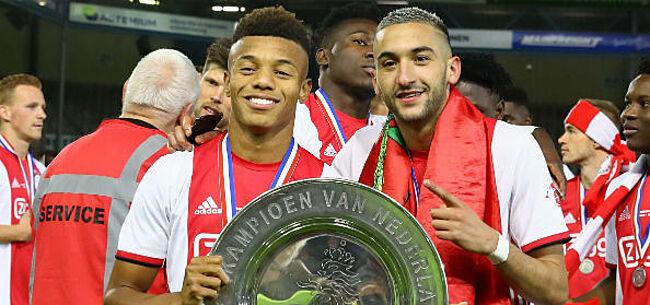 Foto: 'Ajax ontvangt bod van 38 miljoen euro'