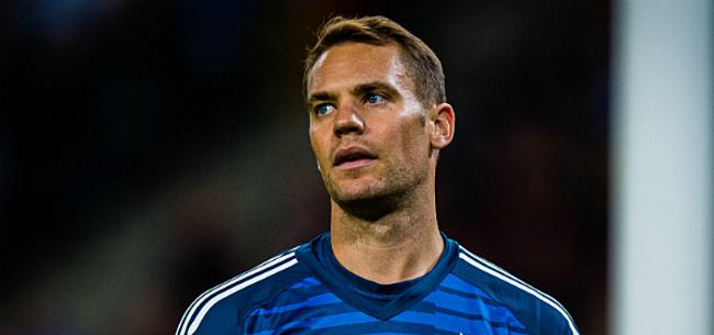Foto: 'Neuer gaat Bayern München in 2021 verlaten'