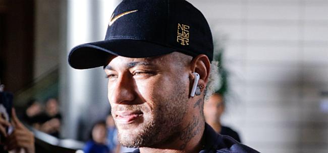 Foto: Neymar verbaast: 11.000 euro per maand om naar de disco te gaan