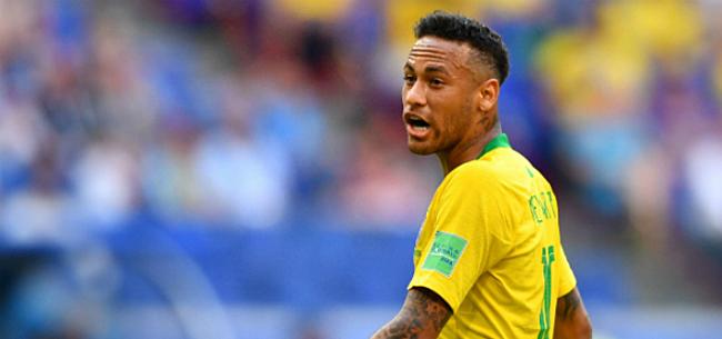 Foto: 'Neymar wil transfergevecht in januari voort zetten'