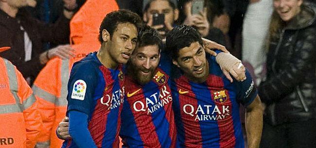 Foto: 'WhatsApp-groepje met Messi en Suarez moet Neymar terug naar Barça halen'