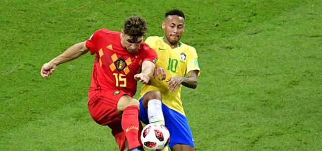 Foto: Ronaldo over Neymar: