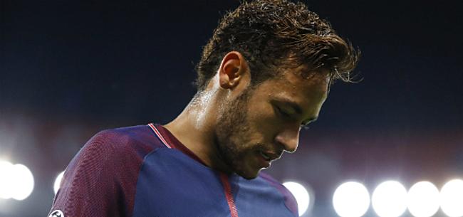 Foto: 'Paris Saint-Germain hakt knoop door over transfer Neymar'