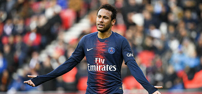 Foto: 'Neymar stelt twee doelstellingen en neemt toekomstbesluit'