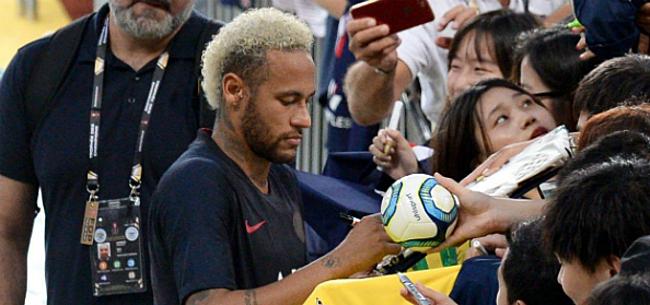 Foto: 'Alarm in Madrid en Barcelona: Neymar kan naar onverwachte grootmacht'