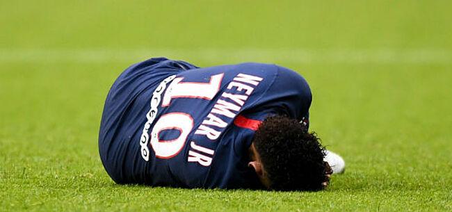 Foto: PSG bevestigt: geen Neymar in Jan Breydel