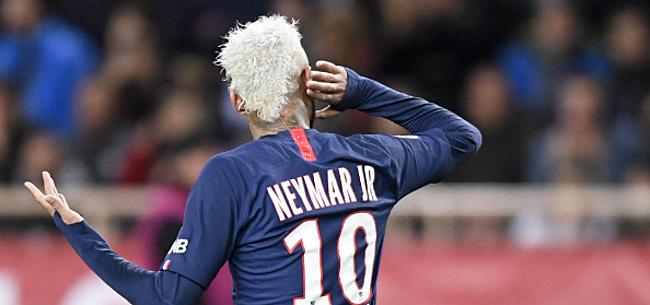 Foto: 'Neymar belt met bijzondere vraag naar zwaargewichten Barcelona'