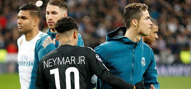 Foto: 'Juventus ondernam serieuze poging om Ronaldo aan Neymar te koppelen'