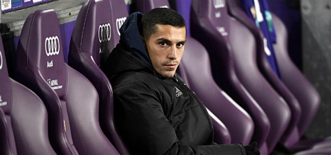 Foto: 'Anderlecht weet wie het als vervanger van Stanciu wil'
