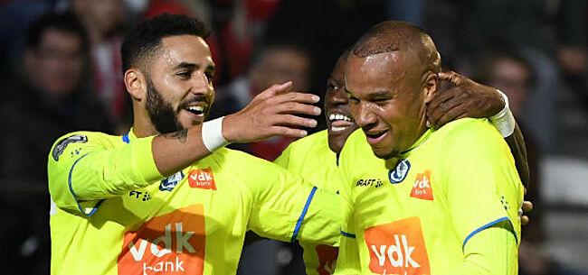 Foto: AA Gent mag hopen op snel herstel: