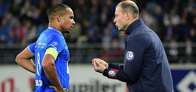 Foto: Eerste doel voor volgend seizoen al bekend bij Gent
