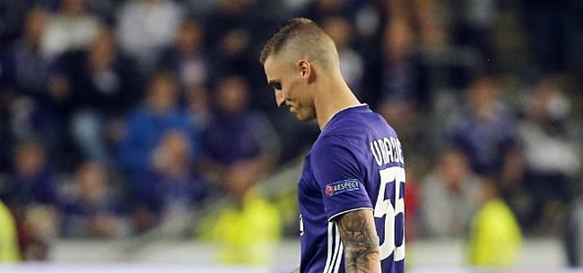Foto: 'Anderlecht neemt vreemde beslissing met Vranjes'