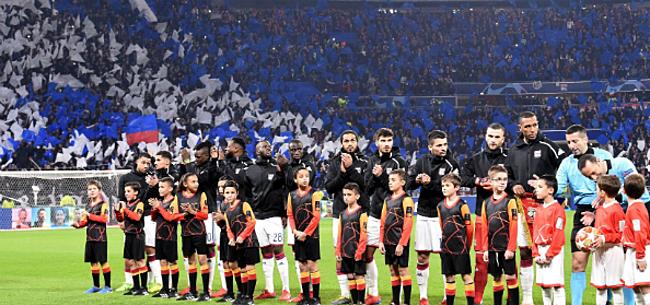 Foto: 'Olympique Lyon troeft PSG af voor Belgische flankspeler'