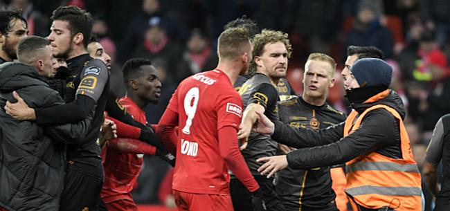 Foto: 'Standard biedt op sterkhouder, KV Mechelen weigert'