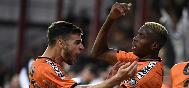 Foto: Charleroi wint Play-Off II en speelt barrage tegen Antwerp