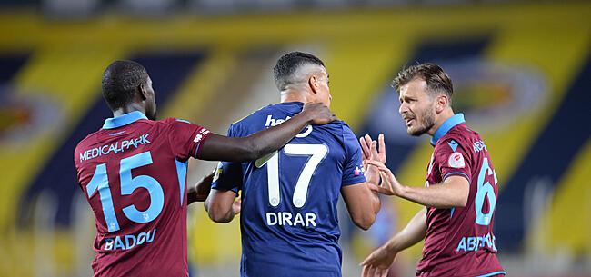 Foto: 'Opgelet, Club: Dirar maakt zichzelf onmogelijk bij Fenerbahce'
