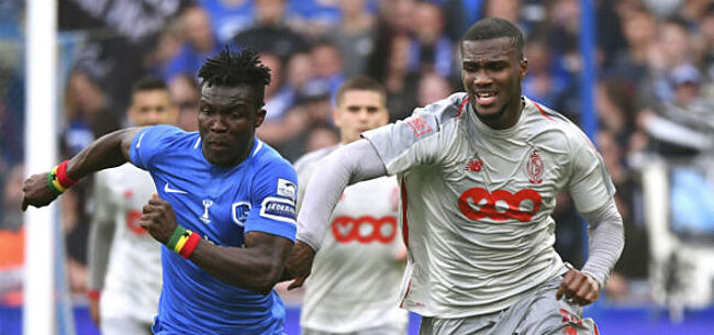 Foto: Standard mag Europa in na fel bevochten puntendeling tegen landskampioen