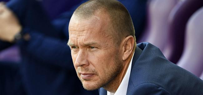 Foto: Anderlecht in de fout bij ontslag Zetterberg: