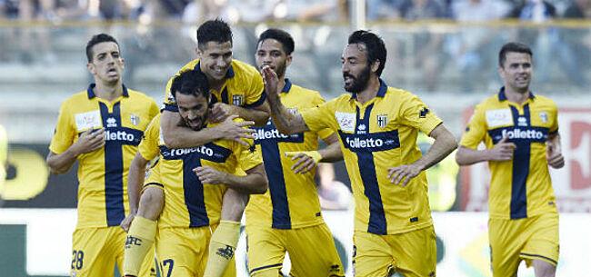 Foto: Serie A getroffen door eerste positief coronageval