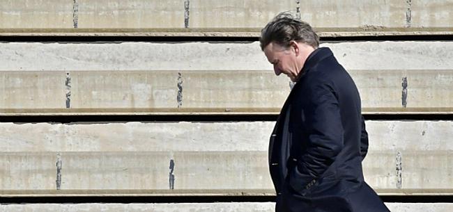 Foto: Ontslag bij KRC Genk? Janssens reageert