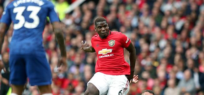 Foto: Transferuitspraken Pogba zetten domper op vreugde United