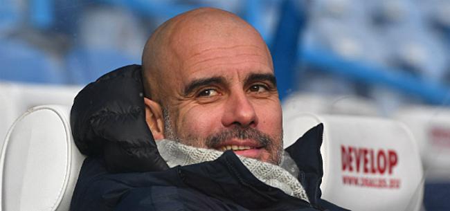 Foto: 'City stoomt opvolger Guardiola achter de schermen al klaar'