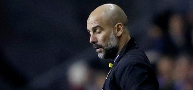 Foto: Guardiola heeft opvallende laatste club in gedachten