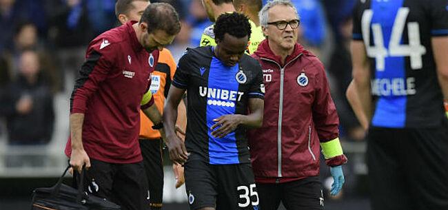 Foto: 'Club Brugge riskeert Tau te verliezen aan buitenlandse topclub'