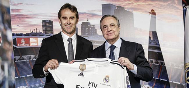 Foto: 'Perez duwt in januari alweer vedette naar de uitgang bij Real Madrid'