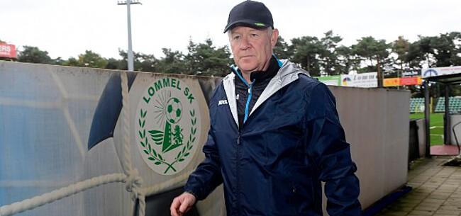 Foto: Lommel SK neemt alweer afscheid van Peter Maes
