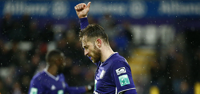 Foto: 'Europese subtopper wil Zulj alweer weghalen bij Anderlecht'