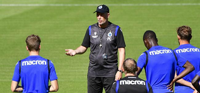 Foto: 'Clement kiest voor verrassing in basisploeg Club Brugge'