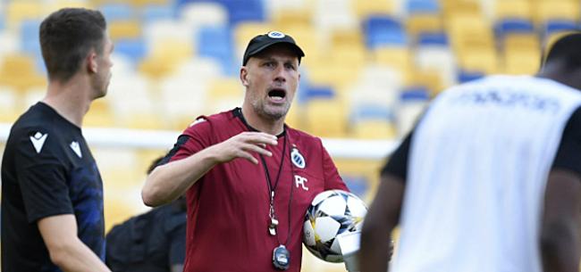 Foto: 'Clement overweegt grote verrassing in basisploeg Club Brugge'