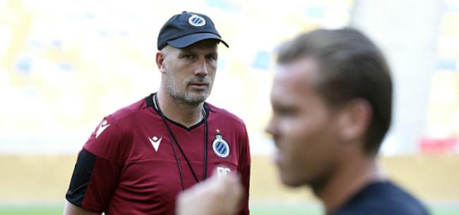 Foto: 'Smaakmaker speelt zich in gevarenzone bij Club Brugge'