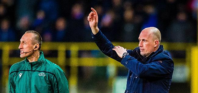 Foto: 'Clement gaat voor verrassende naam kiezen tegen Man Utd'