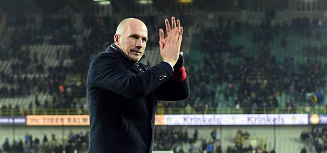 Foto: Clement als opvolger Martinez? Club Brugge-coach reageert