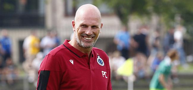 Foto: Vossen heeft veelbelovend nieuws voor supporters Club Brugge